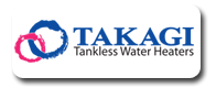 We Install Takagi Tankless Water Heaters in 90802